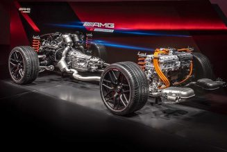 Mercedes-AMG's Future Includes 800+HP Hybrids, Hot-Rodded EVs