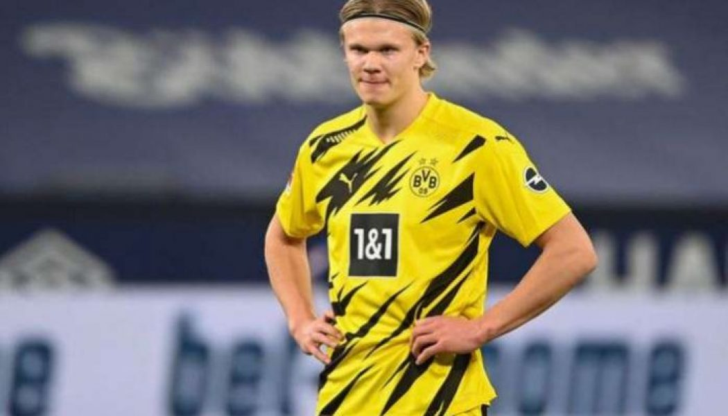 Mino Raiola wants Erling Haaland to be 1st £1 millon-a-week player