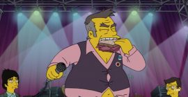 Morrissey Blasts The Simpsons for Portraying Him as an Overweight Racist