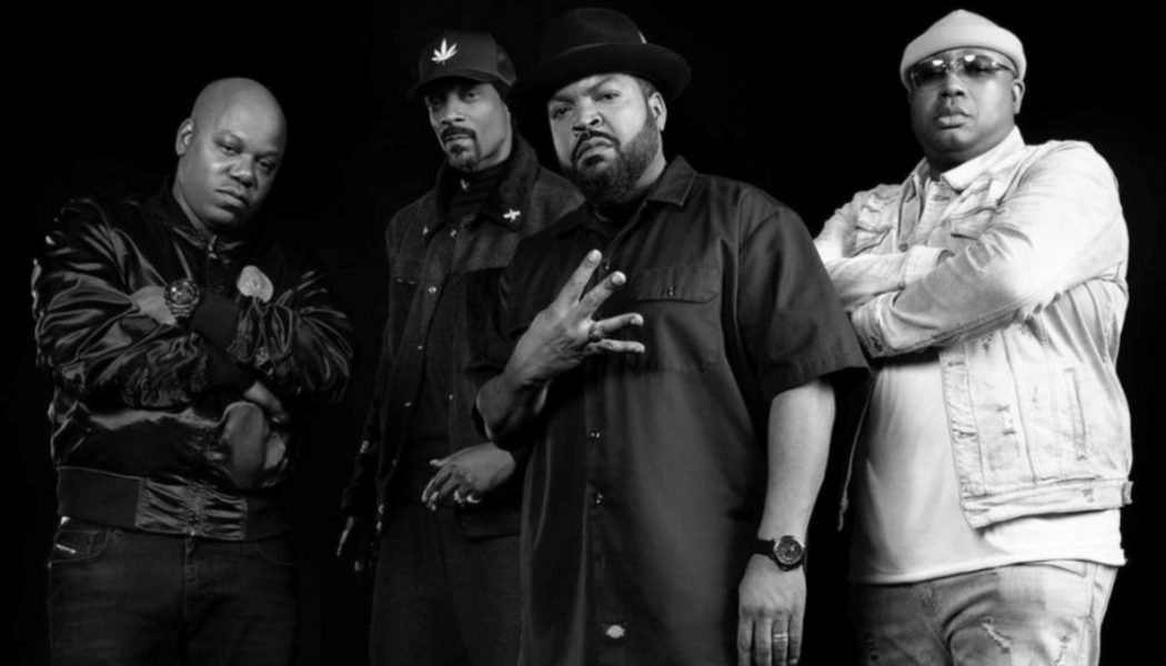 Mt. Westmore (Snoop Dogg, Ice Cube, E-40, Too $hort) Deliver Debut Performance at Triller Fight Club: Watch