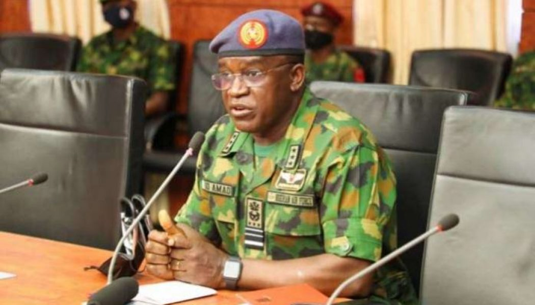 NAF chief: Terrorists'll be brought to their knees