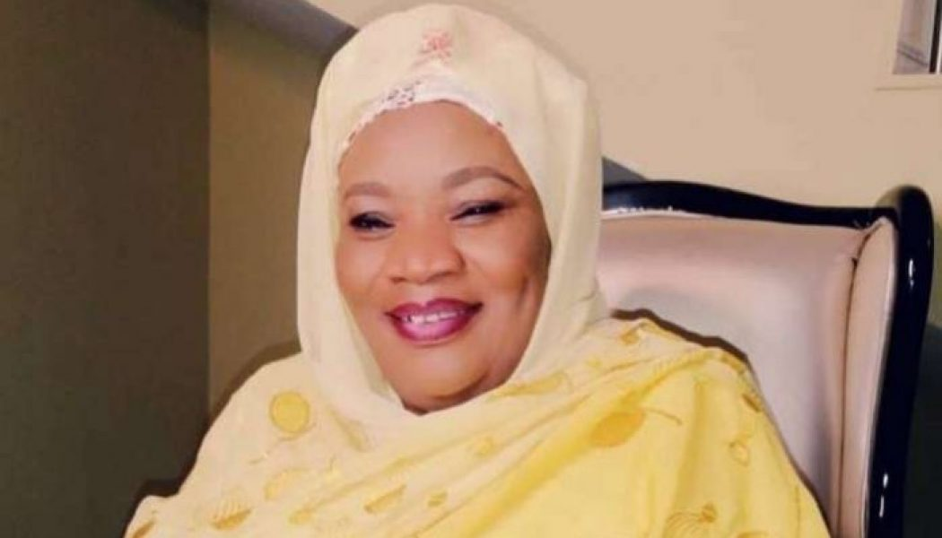 Nasarawa first lady restates commitment to fight violence against women