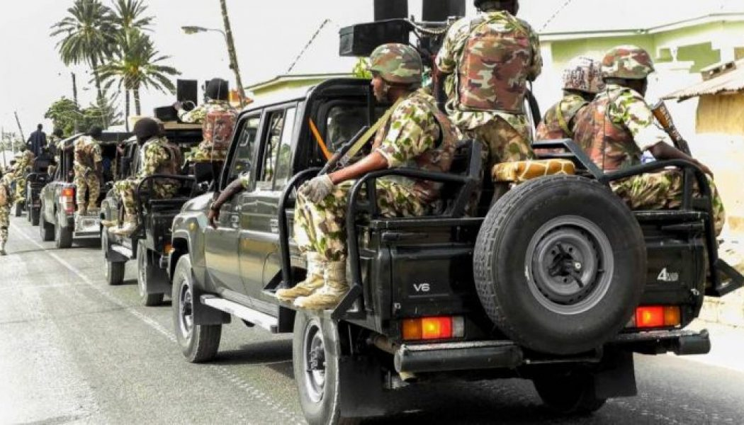 Nigerian Army begins show of force in Imo