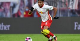 Nkunku confident Leipzig can win first trophy this season