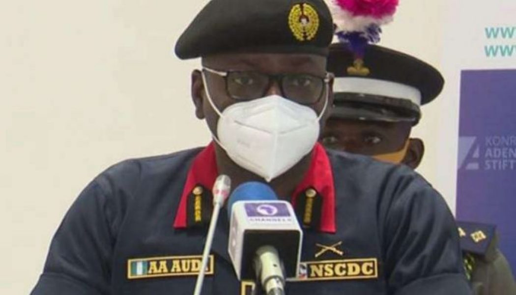 NSCDC warns applicants over fake recruitment message