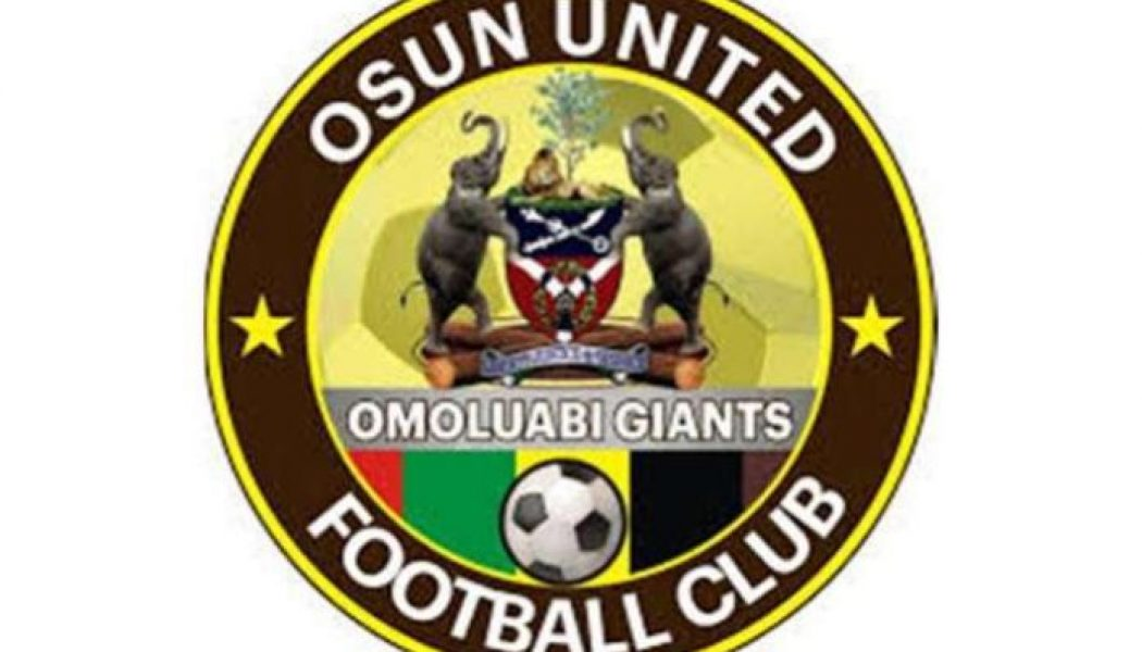 Osun FC lifts suspension on Bright Omokaro, others