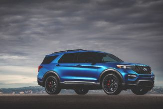 Oversteer Explorer: Ford's 3-Row SUV Adds RWD Enthusiast ST and Platinum Trims