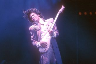 Previously-Unreleased Prince Album 'Welcome 2 America' Is on the Way: Hear Title Track