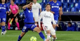 Real Madrid suffer title race blow with 0-0 Getafe draw