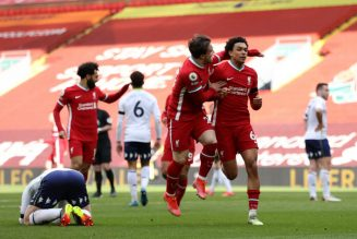 'Really pleased': Jamie Carragher raves about one player after Liverpool win vs Aston Villa