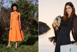 Rejina Pyo and & Other Stories Spring Co-Lab Is Made From Premium Silk and Sustainable Cotton