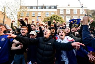 Report shows that Liverpool and Arsenal fans lead the charge as ESL farce collapses