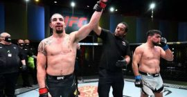 Robert Whittaker's Saturday victory brightens rematch with Nigeria's Israel Adesanya