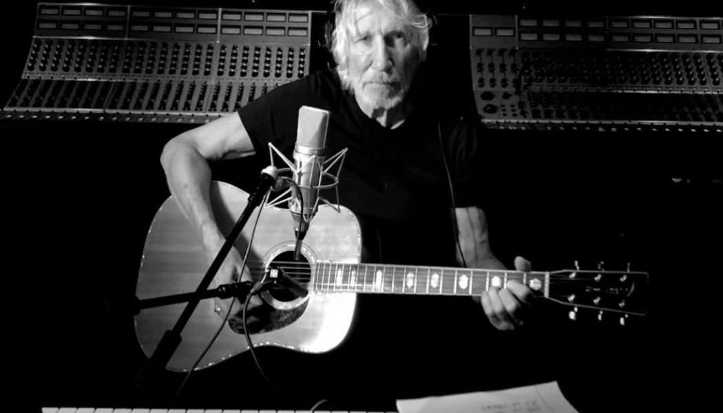 Roger Waters Says Rescheduled 'This Is Not A Drill' Tour Could Be His Last