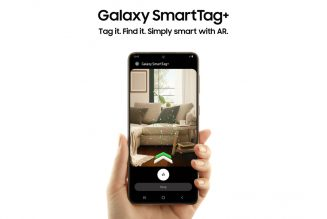 Samsung's Galaxy SmartTag Plus with UWB to track items with AR is out April 16th