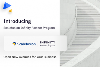 Scaling New Heights: Scalefusion MDM Launches Infinity Partner Program
