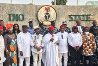 South-east governors reiterate support for state police