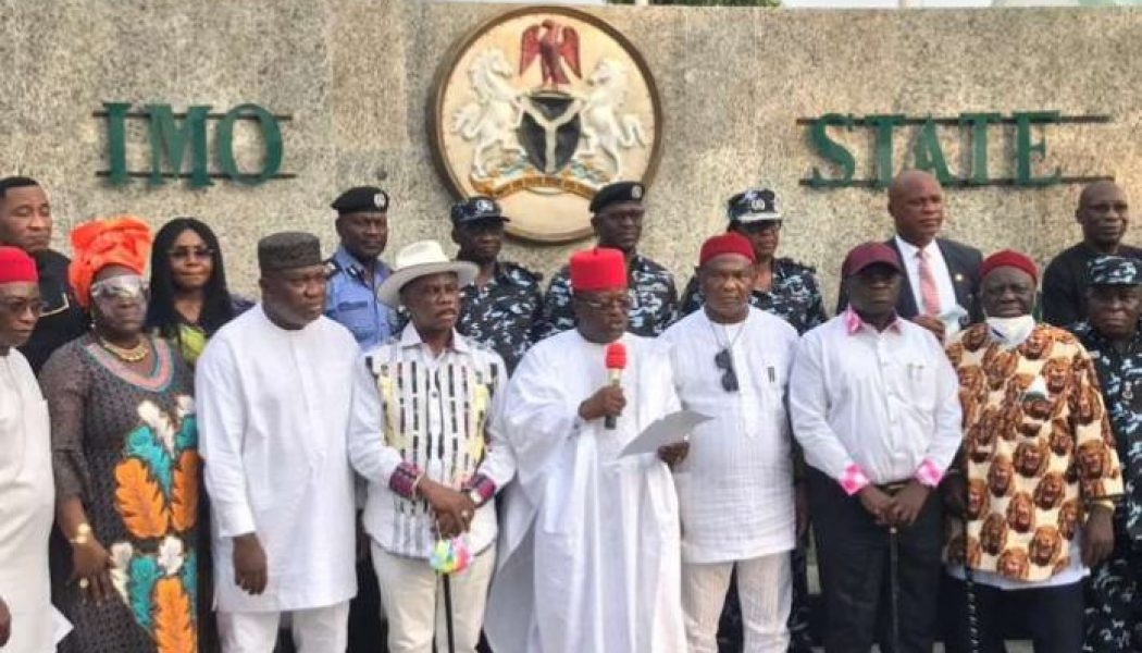 Southeast governors lunches regional security outfit