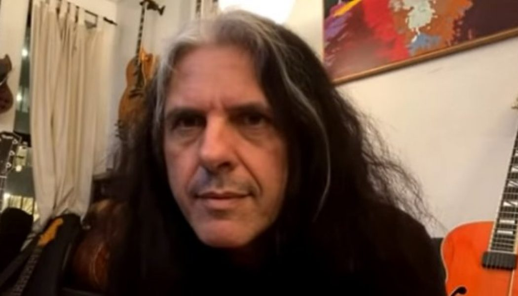 TESTAMENT's ALEX SKOLNICK Looks Back On His Brief Stint As OZZY OSBOURNE's Guitarist In 1995