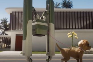 There are a lot of dog poop robots in the season 2 trailer for Netflix's Love, Death and Robots