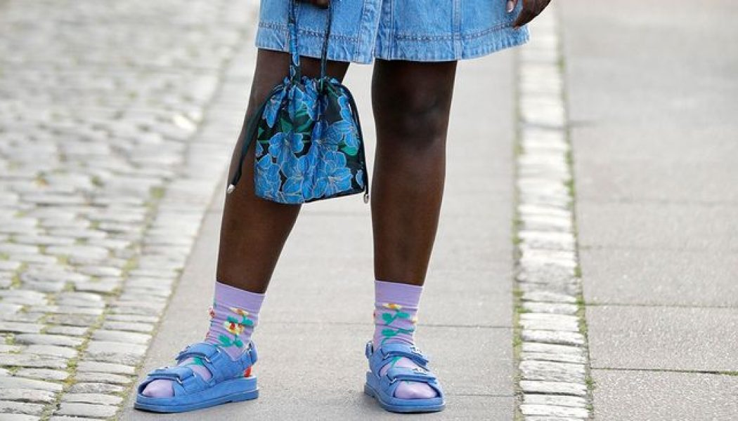 These 20 Pairs of Chunky Sandals Changed My Mind About the Trend