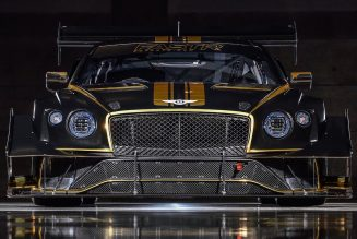 This Bentley Continental GT From Hell Will Race to the Heavens at Pikes Peak