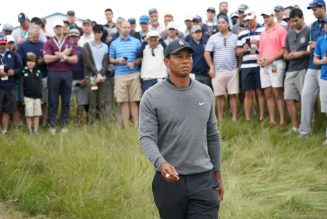 Tiger Woods Was Allegedly Speeding, Media Cares Again