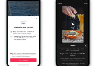 TikTok adds automatic captions to videos in accessibility push