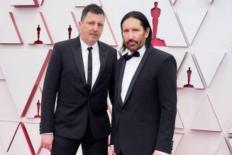 Trent Reznor and Atticus Ross Win Best Original Score at the Oscars