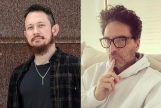 TRIVIUM's MATT HEAFY Collaborates With Pop Singer RICHARD MARX On 'Metal' Version Of 'Right Here Waiting'