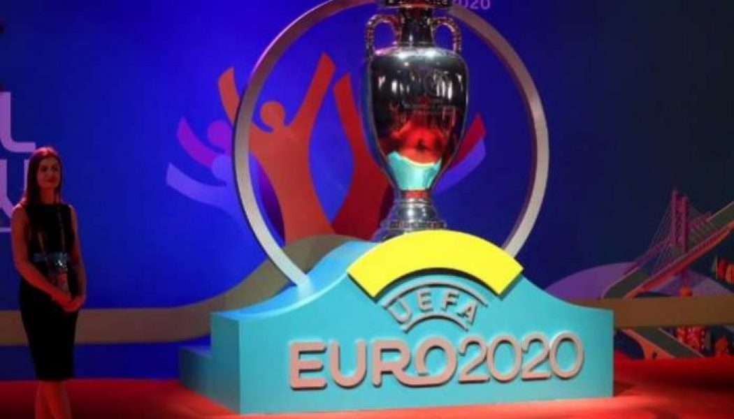 UEFA confirms Rome as Euro 2020 host city
