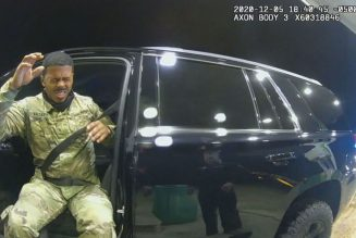 Virginia Police Officer Fired After Pepper-Spraying & Pointing Gun At Black Army Officer