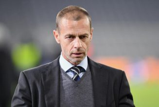 'We didn't know we had snakes so close to us:' Ceferin slams Woodward and Agnelli