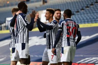 West Brom thrash Southampton to boost survival hopes