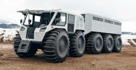 What Is SHERP the Ark?! Check Out This Extreme ATV