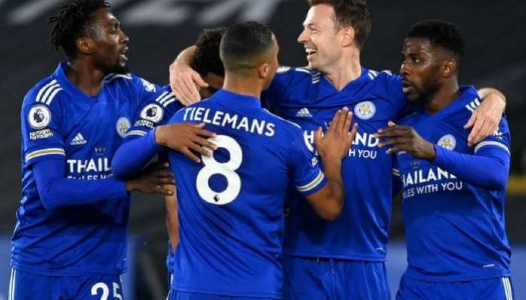 Wilfred Ndidi: Kelechi Iheanacho can't stop scoring after latest heroics vs West Brom