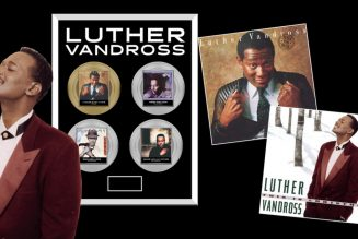 Win a Luther Vandross Prize Pack to Celebrate R&B Legend's 70th Birthday