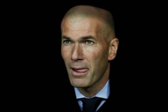 Zinedine Zidane: I don't think I'm a disaster of a coach