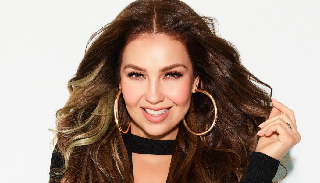 20 Questions With Thalia: Mexican Singer Talks 'desAMORfosis,' DM'ing New Artists for Collabs & More