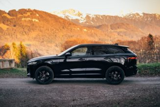 """2021 Jaguar F-Pace First Drive: Way Better Than the """"Cats"""" Movie"""