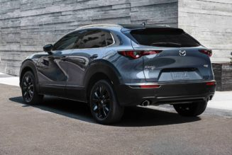 2021 Mazda CX-30 Turbo First Test: Power Can't Solve Everything