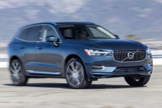 2021 Volvo XC60 Recharge T8 First Test: Hybrid Hype