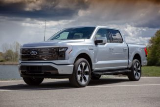 2022 Ford F-150 Lightning First Ride: This Electric Truck Impresses