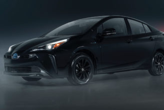 2022 Toyota Prius Nightshade Edition: For the Eco-Friendly Sith Lord