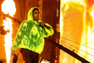A$AP Rocky Is Teaming With Morrissey and Rihanna on His New Album