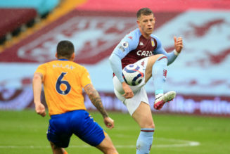 'Absolute stinker', 'Having a great game for Everton' – Some Villa fans slam 27-yr-old's display