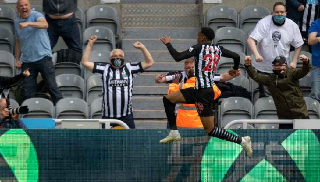 Alan Shearer and Gary Lineker lavish praise on Newcastle ace after yesterday's win
