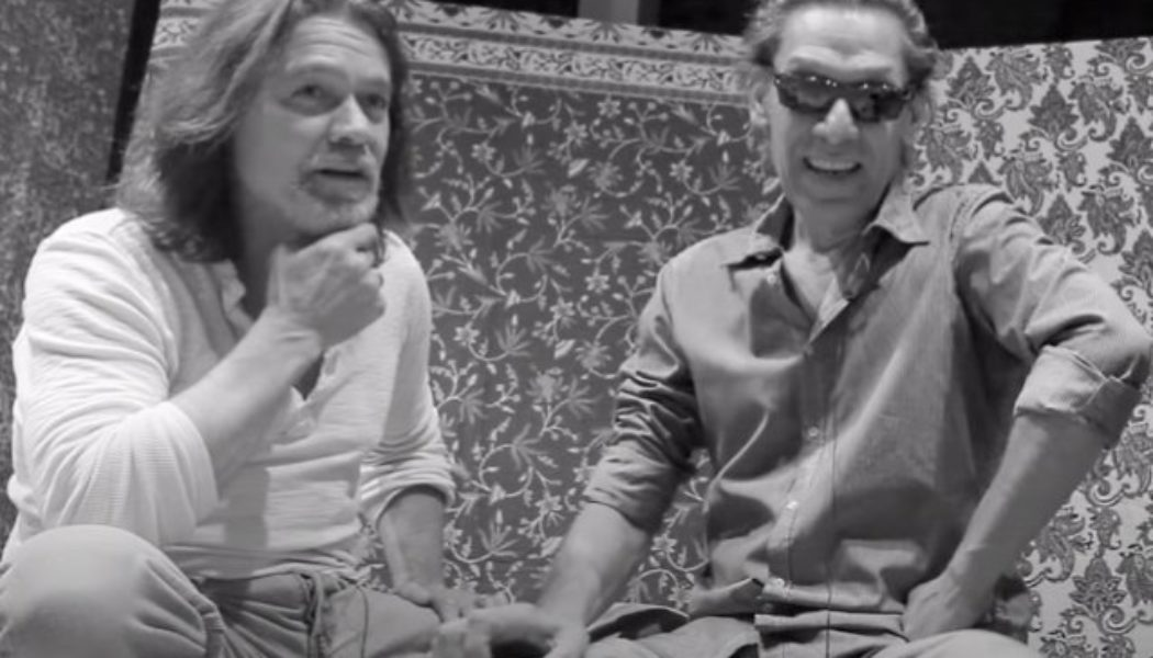 ALEX VAN HALEN Celebrates First Birthday Without His Brother: 'The View From My Drum Set Will Never Be The Same'
