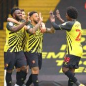 Andre Gray: Watford bench thought Isaac Success was tired before wonder goal