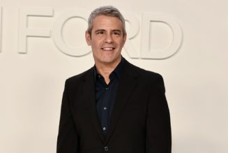 Andy Cohen Launching New SiriusXM Music Channel: Exclusive